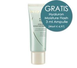 Hydro Active PHYRIS Hyaluron Sensation Mask Erfrischt und spendet intensiv Feuchtigkeit
