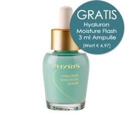 HYDRO ACTIVE PHYRIS Hyaluron Sensation Serum Glättet und spendet langanhaltend Feuchtigkeit