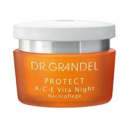 PROTECT DR. GRANDEL A C E Vita Night Reichhaltige Nachtcreme