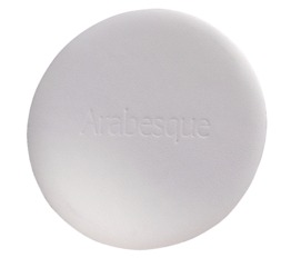Accessory ARABESQUE Powder Sponge round For application of compact powder