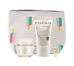 Aktionen PHYRIS Sommer-Beauty-Tasche Sensitive Sommer-Set für sensible Haut