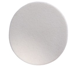 Accessory ARABESQUE Yukilon Sponge round For application of make-up and powder