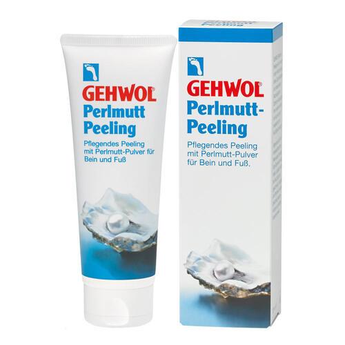 Fuß- und Beinpflege GEHWOL Perlmutt-Peeling Peeling für die Füße