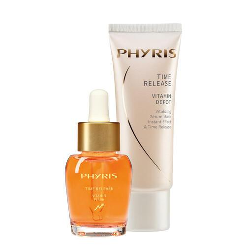 PHYRIS Vitamin-Hautpflege Set Vitamin-Duo für belebte Haut