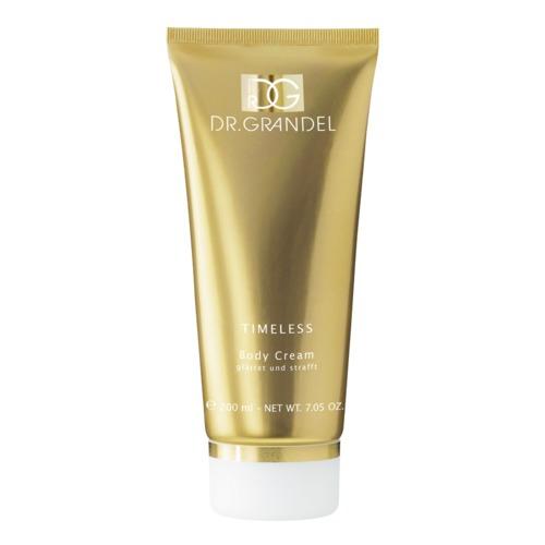 Timeless Dr. Grandel Body Cream Körpercreme mit Goldpigmenten, strafft und glättet