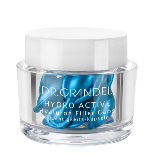Hydro Active Dr. Grandel Hyaluron Filler Caps 10 Kapseln Glättende Hyaluron Kapseln
