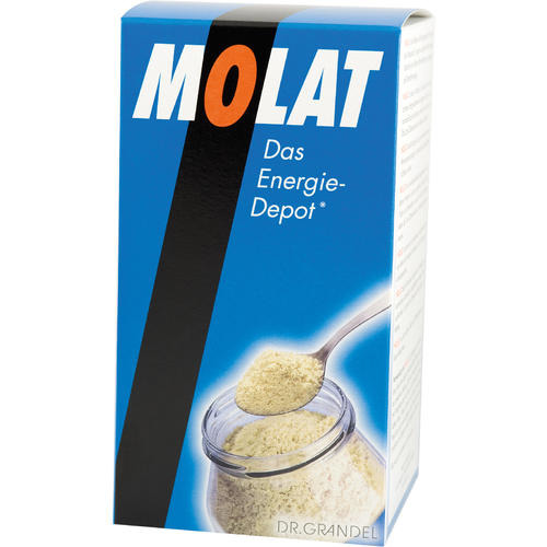 Dr. Grandel: MOLAT - in Pulverform