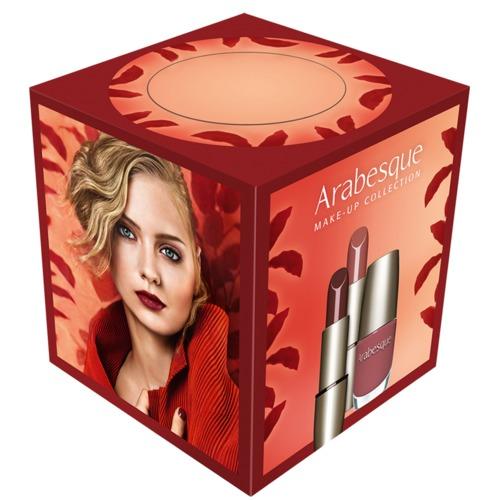 Professioneel Toebehoren Arabesque Tissue Box Voor salon en verkoop