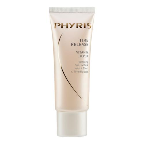 Time Release Phyris Vitamin Depot 75 ml Revitalizing serum mask with Vitamin C