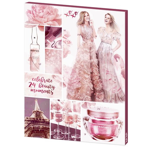 Season Phyris Celebrate 24 beauty moments Beauty Adventskalender