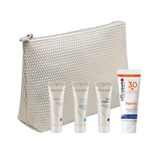 Aktion PHYRIS Travel Beautybag Kosmetik Sondergrößen für die Reise