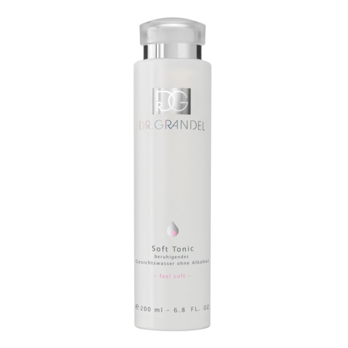 Dr. Grandel: Soft Tonic 200 ml - Soothing skin toner