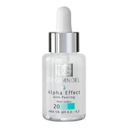 Cleansing Dr. Grandel Alpha Effect AHA-Peeling Peel Index 20 Gesichtspeeling mit Peel Index 20