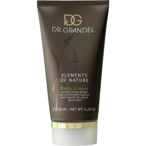Elements of Nature Dr. Grandel Body Cream Zijdezachte lichaamsverzorging voor een gladde, fijne huid