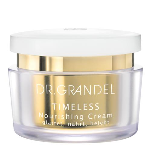 TIMELESS DR. GRANDEL Nourishing Cream Pampers very dry skin to velvety softness