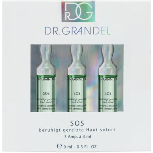 Professional Collection Dr. Grandel SOS Ampul Tegen geïrriteerde huid