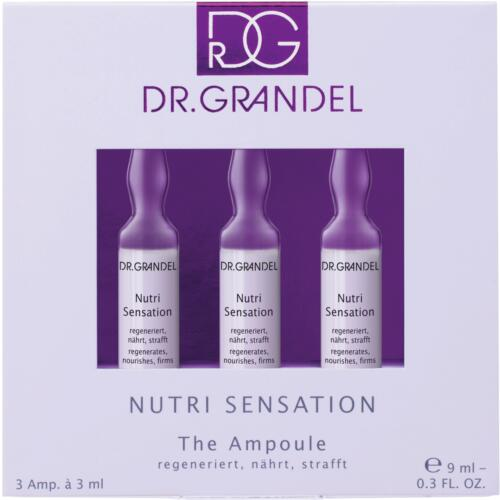 Nutri Sensation Dr. Grandel The Ampoule Regenererend, voedend, straktrekkend
