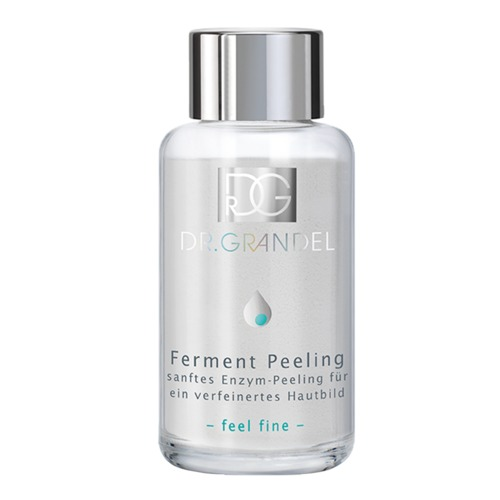 Cleansing DR. GRANDEL Ferment Peeling Enzyme peeling in powder form
