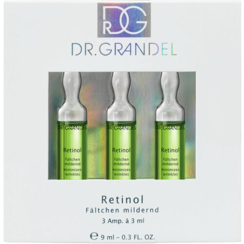 Professional Collection Dr. Grandel Retinol Ampul Intensieve antirimpelverzorging tijdens de nacht
