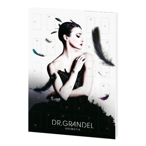 Saison DR. GRANDEL Adventskalender Mooie zwaan Een sprookjesachtige adventskalender, die vleugels