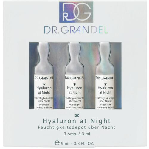 Professional Collection Dr. Grandel Hyaluron at Night Ampul Hyaluron Ampul met vochtdepot voor de nacht