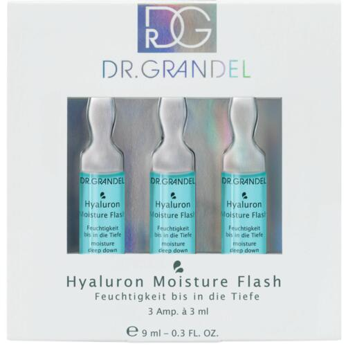 Professional Collection Dr. Grandel Hyaluron Moisture Flash Ampul Hyaluron Moisture Flash - snel hydrateren