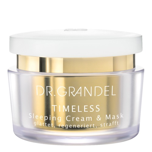TIMELESS Dr. Grandel Sleeping Cream & Mask Regenerierende Sleeping Cream und Nachtmaske
