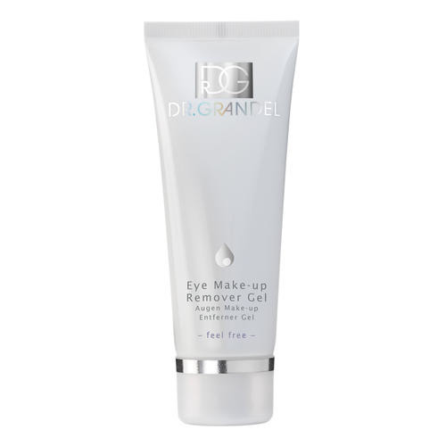 Cleansing DR. GRANDEL Eye Make-Up Remover Gel Thoroughly and gently
