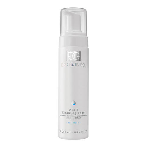 Cleansing Dr. Grandel 2 in 1 Cleansing Foam Belebender Cleansing Foam mit Peel-Effekt