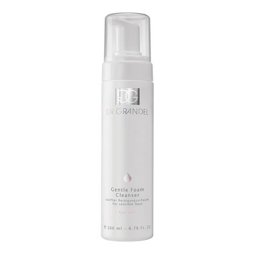Dr. Grandel: Gentle Foam Cleanser 200 ml - for a skin-deep pure and soft skin feeling