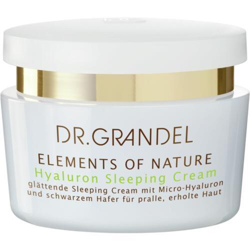 Elements of Nature Dr. Grandel Hyaluron Sleeping Cream Zacht smeltende Sleeping Cream