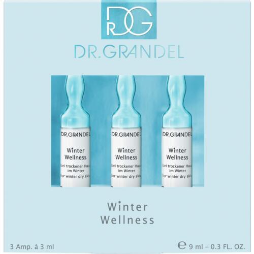 Saison Dr. Grandel Winter Wellness Regenererende werkstofampul voor koude dagen