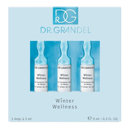 Saison Dr. Grandel Winter Wellness Bij een droge huid in de winter