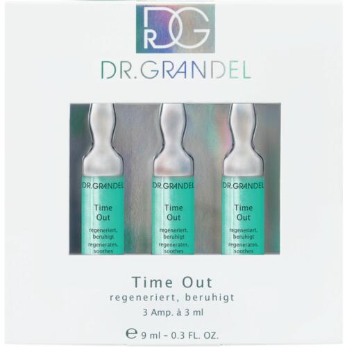 Professional Collection Dr. Grandel Time Out Ampul Ampul met regenererende werking