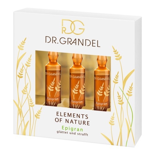 Elements of Nature Dr. Grandel Epigran 3 x 3 ml Werkstofconcentraat