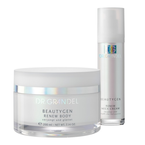 Beautygen DR. GRANDEL Geschenkset Beautygen Körperpflege Körperpflege-Set zur Verjüngung der Haut