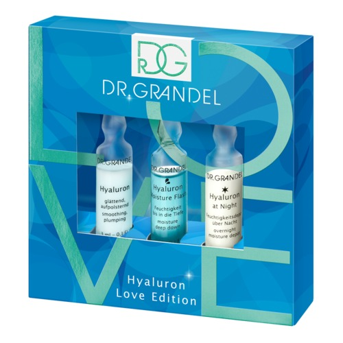 Professional Collection Dr. Grandel Hyaluron Love Edition Ampullenset met hyaluron