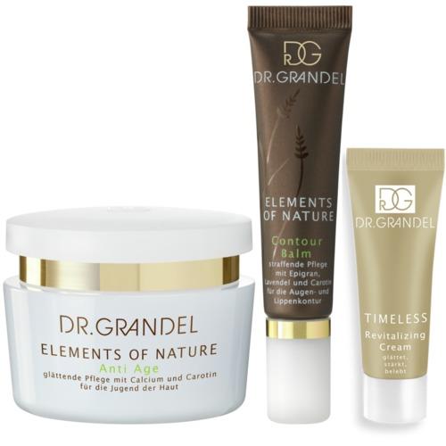 DR. GRANDEL Anti-Age Geschenkset Zwei Naturkosmetik-Produkte plus Timeless Creme