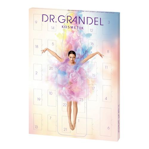 Dr. Grandel: Ampullen Adventskalender Sinnesmomente - Premium Kosmetik zum Verwöhnen der Haut