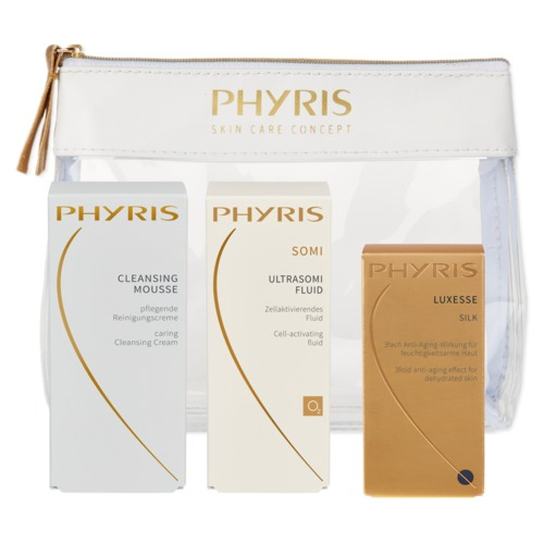 PHYRIS: PHYRIS 3-Phasen-Set: Luxury Glow - Anti-Aging Set zum Kennenlernen