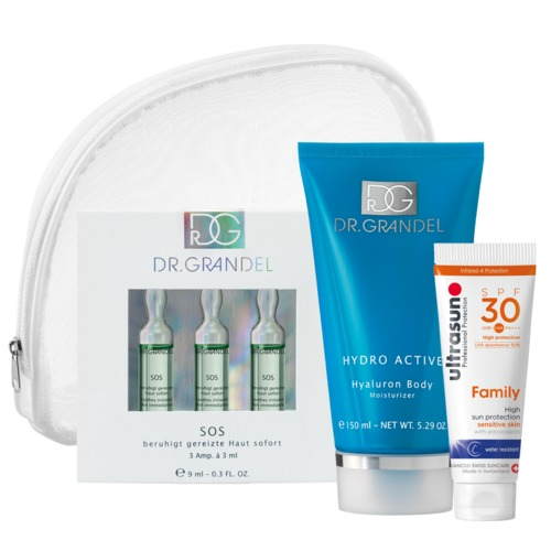 Aktion Dr. Grandel Summer Kit Sommer-Must-haves im Set