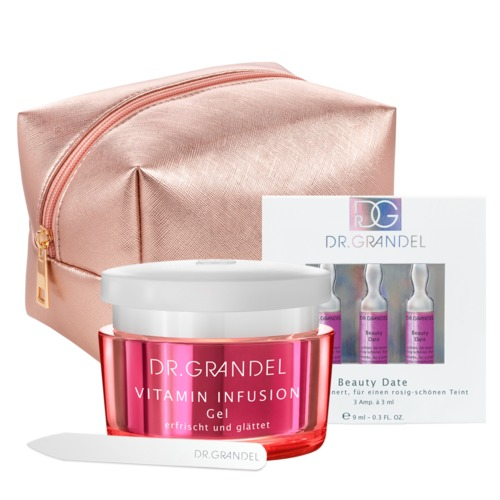 Aktionen Dr. Grandel Pink Beauty Anti-Aging Set