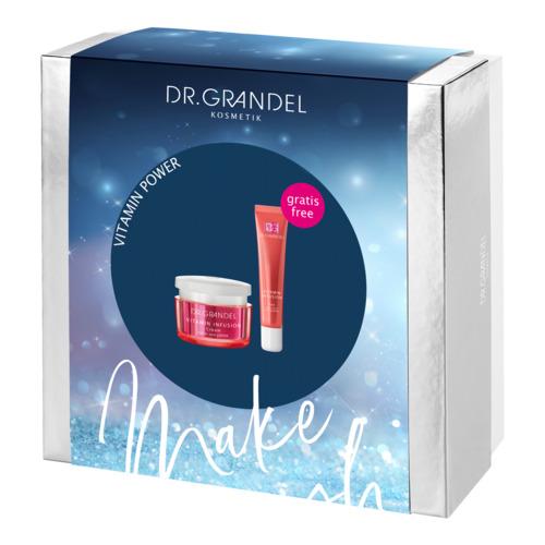 Dr. Grandel Vitamin Geschenkbox Gesichtscreme und Augencreme im Set