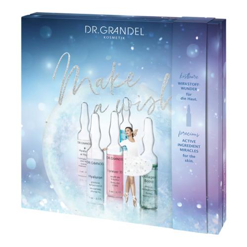 Saison Dr. Grandel Ampullen Adventskalender - Make a wish Premium Kosmetik zum Verwöhnen der Haut