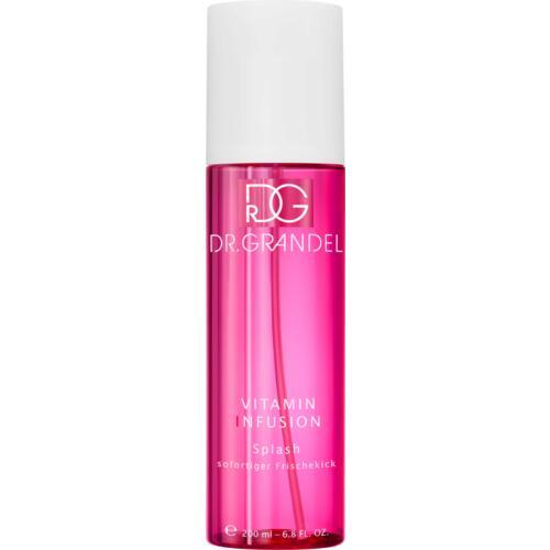 Vitamin Infusion Dr. Grandel Vitamin Infusion Splash Hydraterende spray voor het gezicht en lichaam