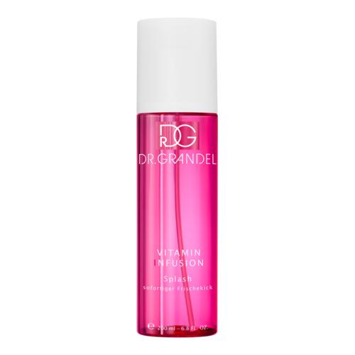 Vitamin Infusion Dr. Grandel Vitamin Infusion Splash Erfrischungsspray für Körper und Gesicht