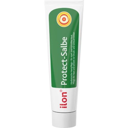Medizinische Hautpflege ilon Protect-Salbe zum Schutz strapazierter Hautbereiche