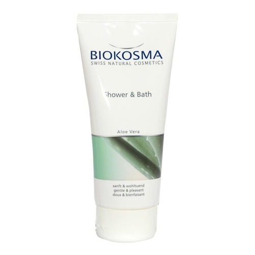 Douche & Body BIOKOSMA Shower Gel - Aloe Vera Sanft & wohltuendes Shower Gel mit Aloe Vera