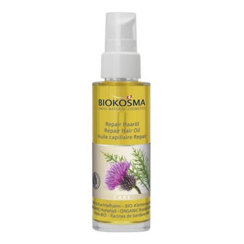 Haapflege BIOKOSMA Repair Haaröl Für trockene Kopfhaut & Haarspitzen