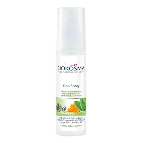 Körperpflege BIOKOSMA Deo Spray neutraler Duft